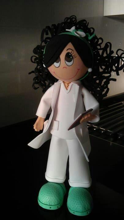Mi nueva fofucha enfermera