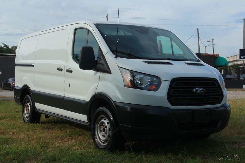 2016 Ford Transit 250 250 3dr Swb Low Roof Cargo Van W Sliding