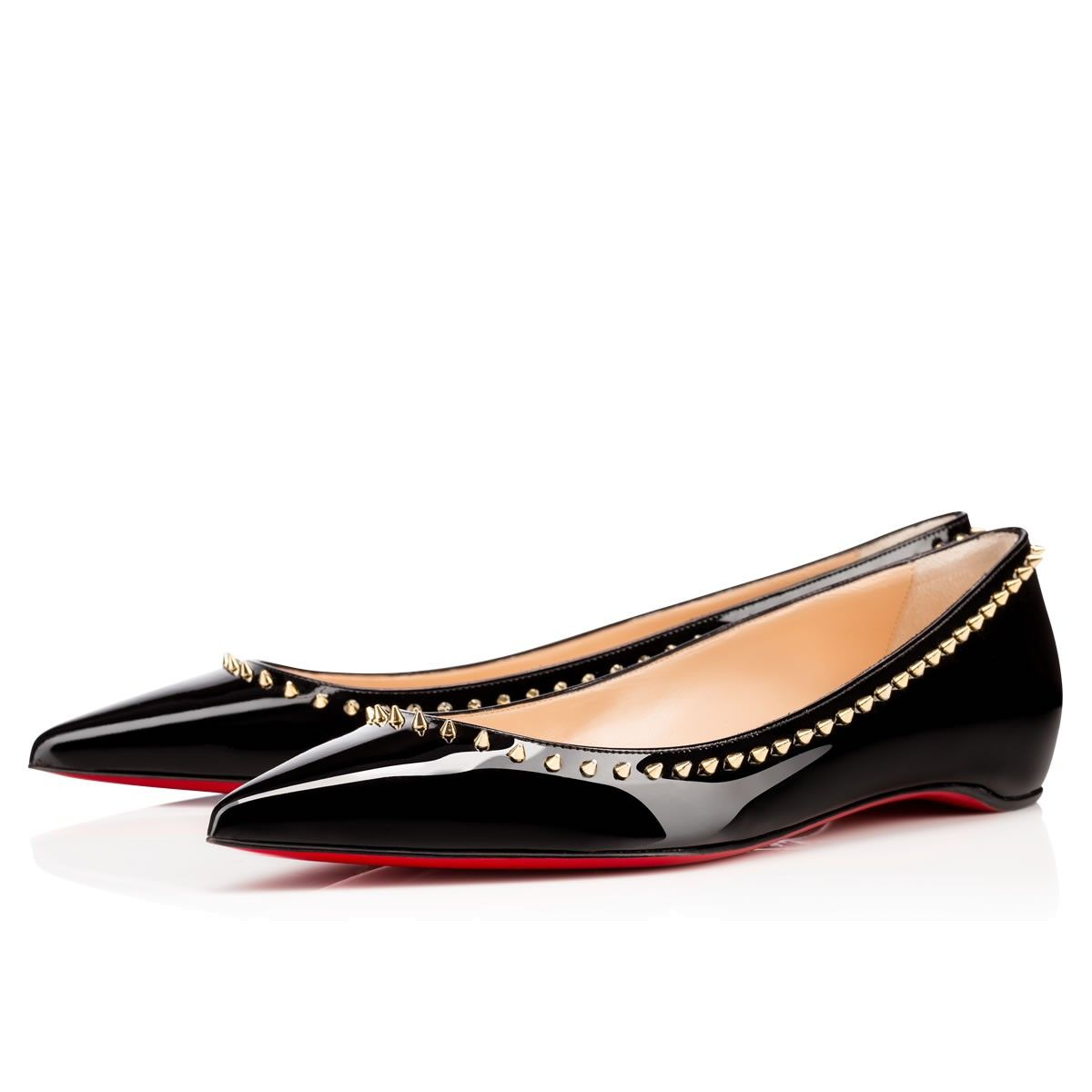 louboutin chaussures plates
