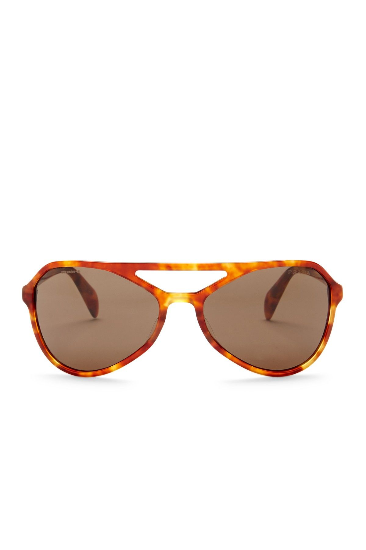 6e76f5bc1e72 Men s Catwalk Aviator Acetate Frame Sunglasses
