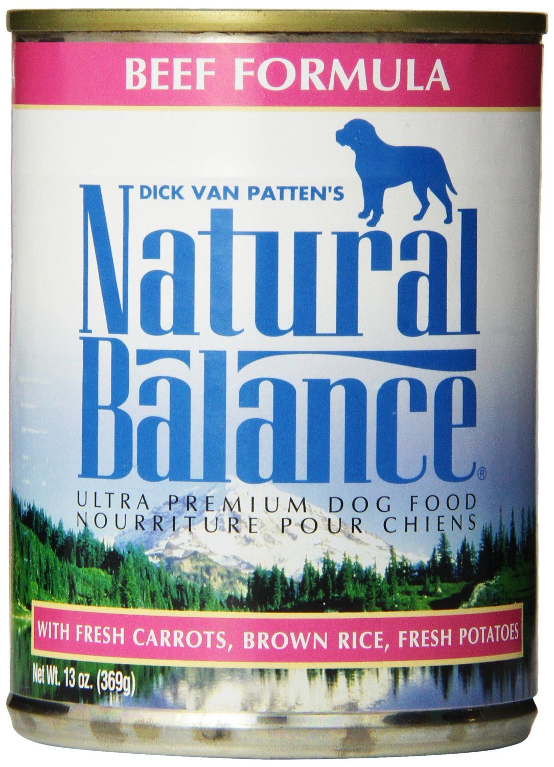 Natural Balance Ultra Premium Wet Dog Food Unbelievable Dog