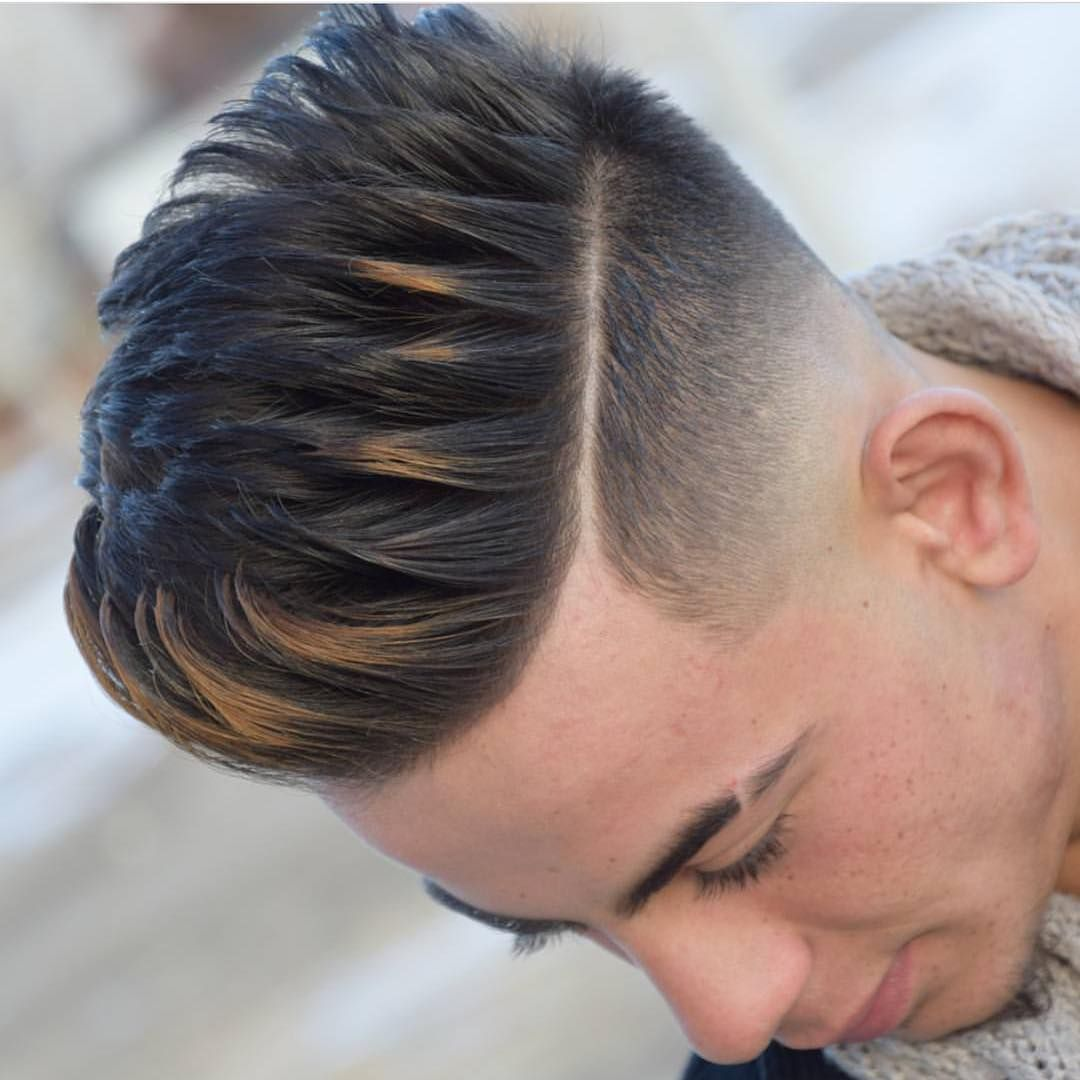 40 Mind Blowing Guys Hair Color Ideas Try In 2017 Gents Hair Style Hair Styles 2017 Faded Hair