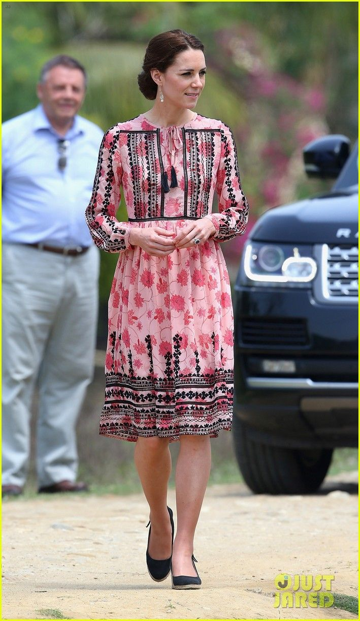 Kate Middleton Reveals Why Prince George Isn\'t With Her During Royal ...