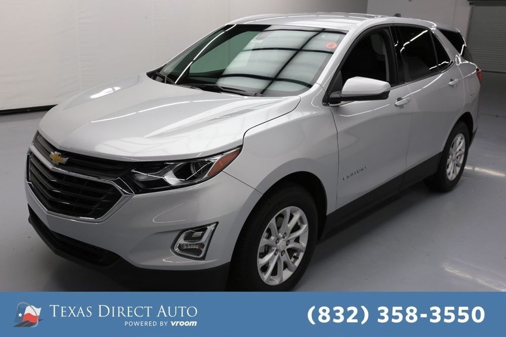 For Sale 2018 Chevrolet Equinox Lt Texas Direct Auto 2018 Lt Used