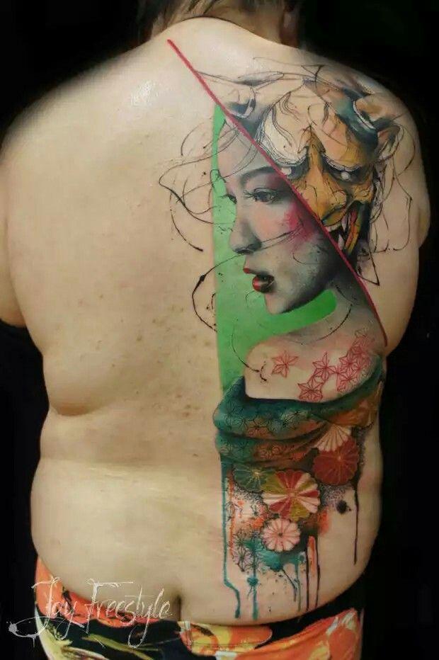 Tatuagem outra face