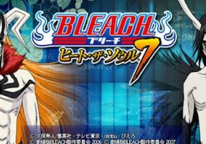 download game ppsspp bleach heat soul 7