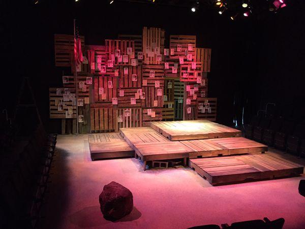 Local Theatre Set Design Theatre Scenic Design Stage Design