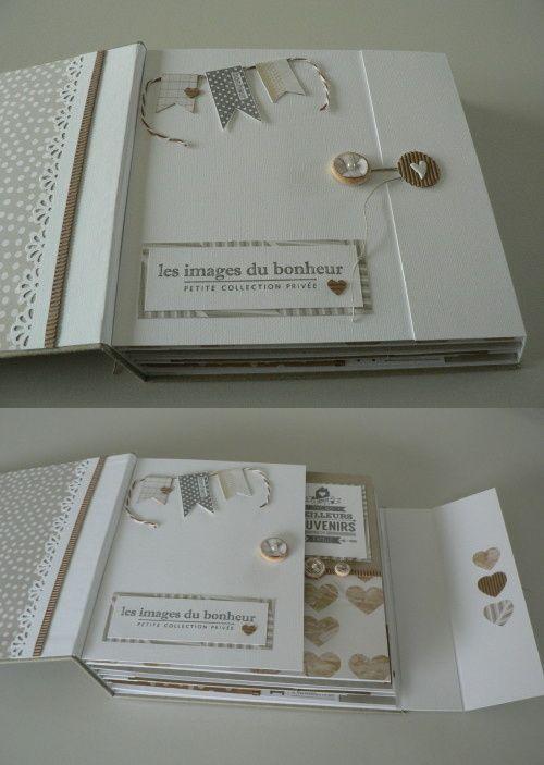 Fermeture Des Pages A L Interieur De L Album Mini Albums