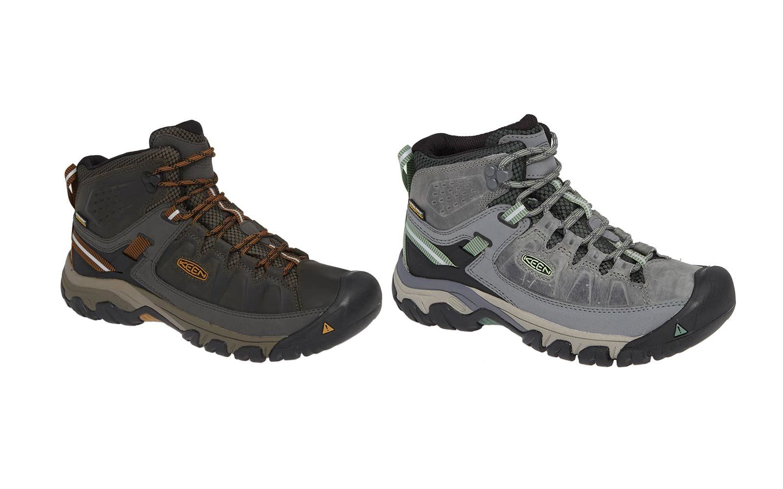b1949a449 The Best Waterproof Hiking Boots for Men and Women. Keen Targhee III Mid WP  | If you're planning on hiking through wet or cooler trail conditions, ...