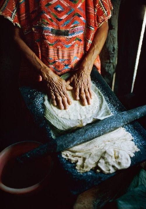 las manos de Welita
