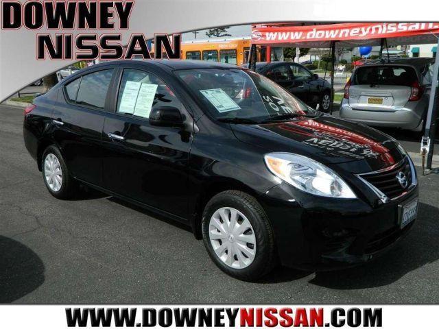 2013 Nissan Versa, 6,834 miles, $13,888.