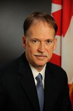 Ian Shugart - Deputy Minister, Foreign Affairs, effective May 16, 2016