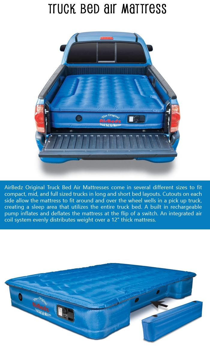 Top Ten Car Accessories Of The Week! Truck camping