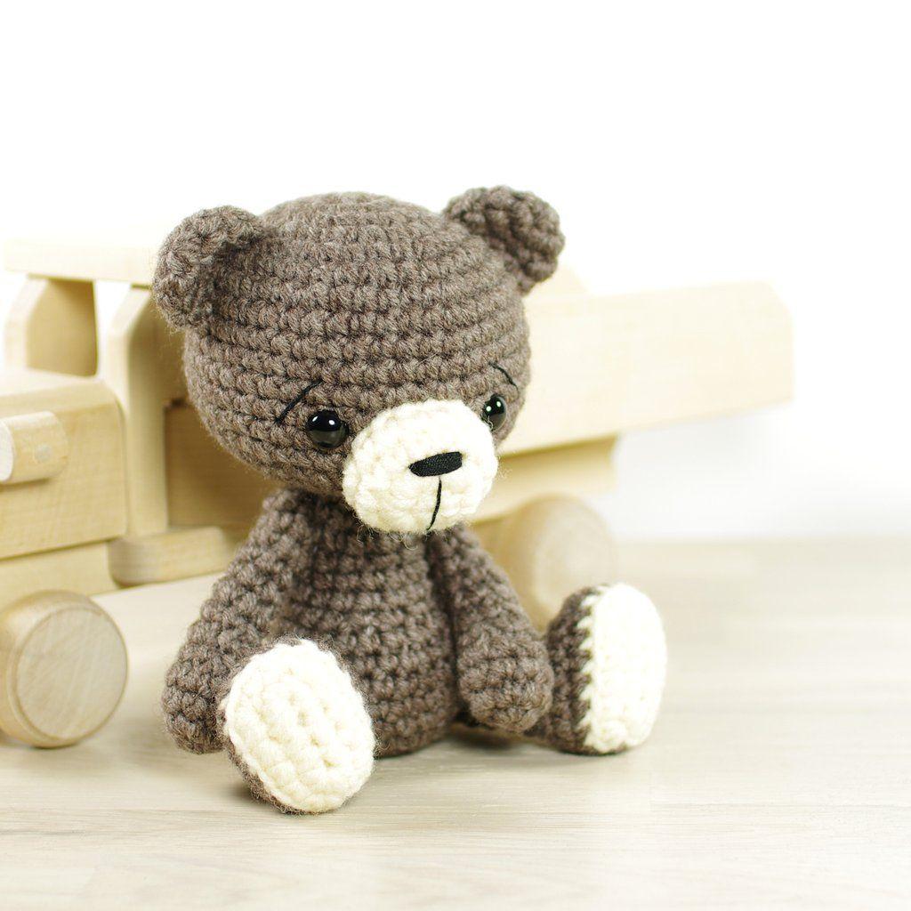 Teddy bear | Amigurumis! | Pinterest