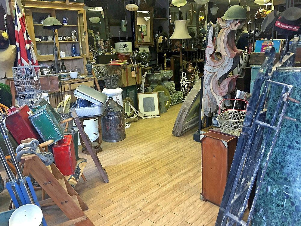 pauls emporium antiques shop north london homegirl london love