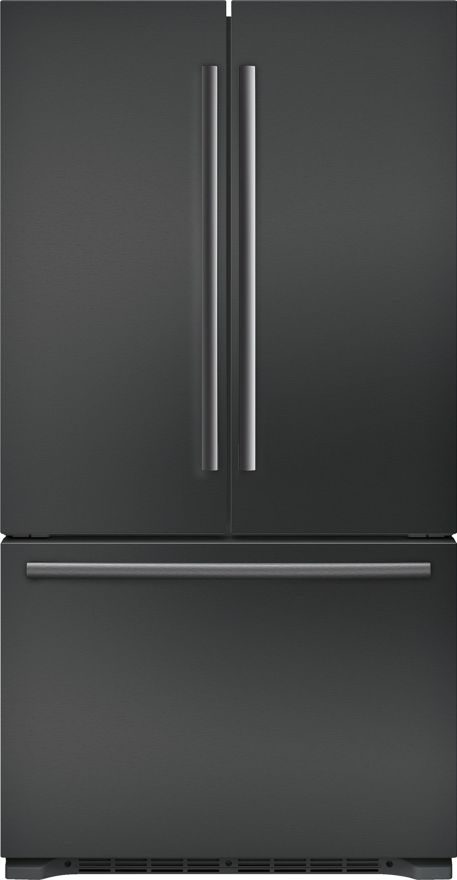 36 Freestanding Counter Depth French Door Refrigerator