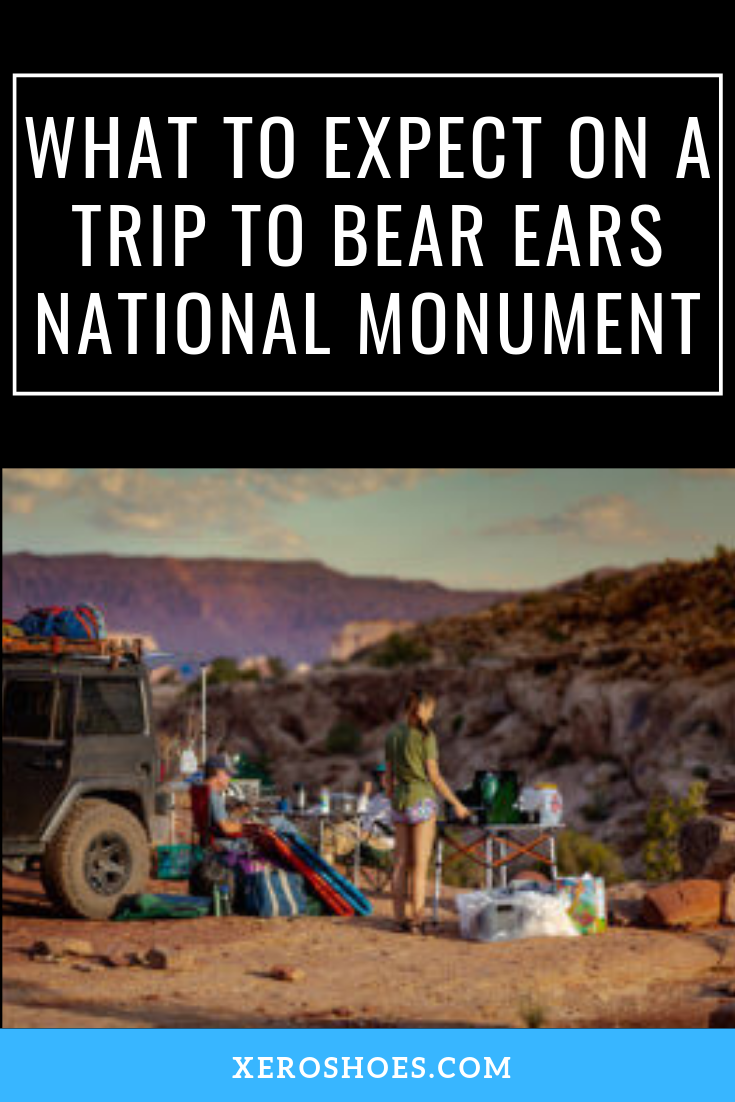 Bears Ears National Monument stands in quiet contrast to that crowded town and the surrounding natio...