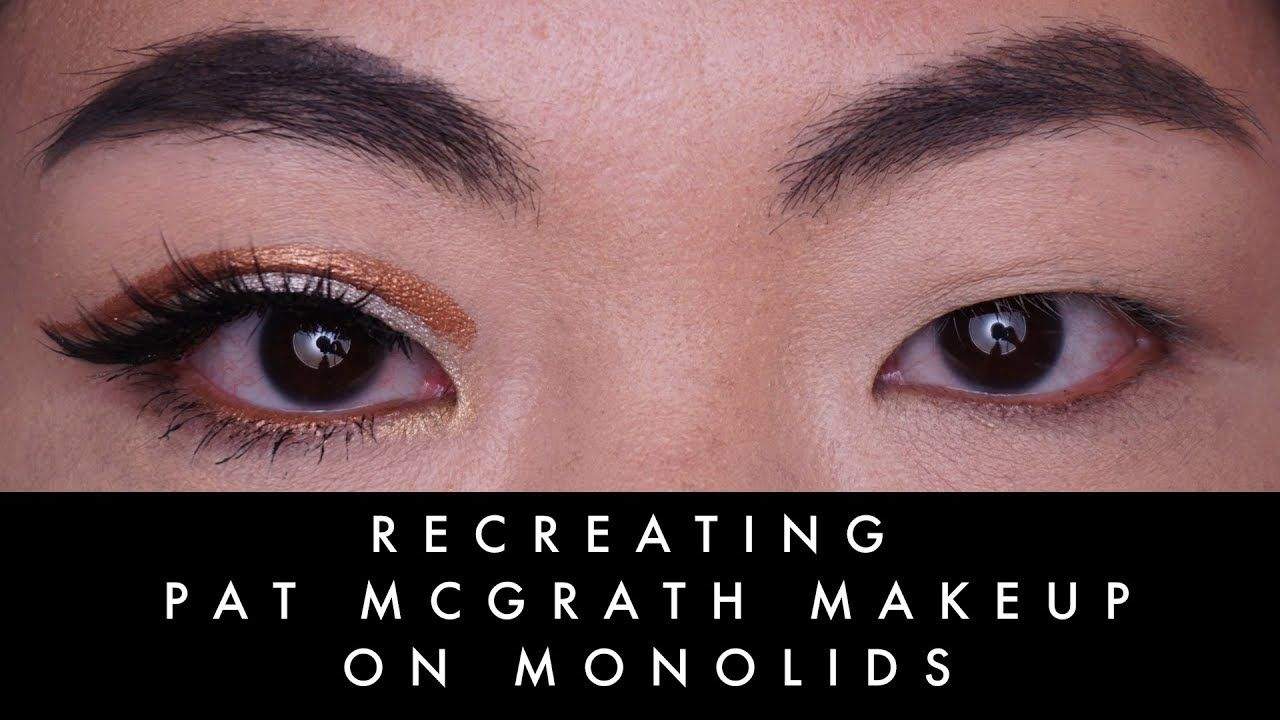 6f4d8052795 RECREATING PAT MCGRATH MAKEUP ON ASIAN MONOLID EYES I Futilities And More