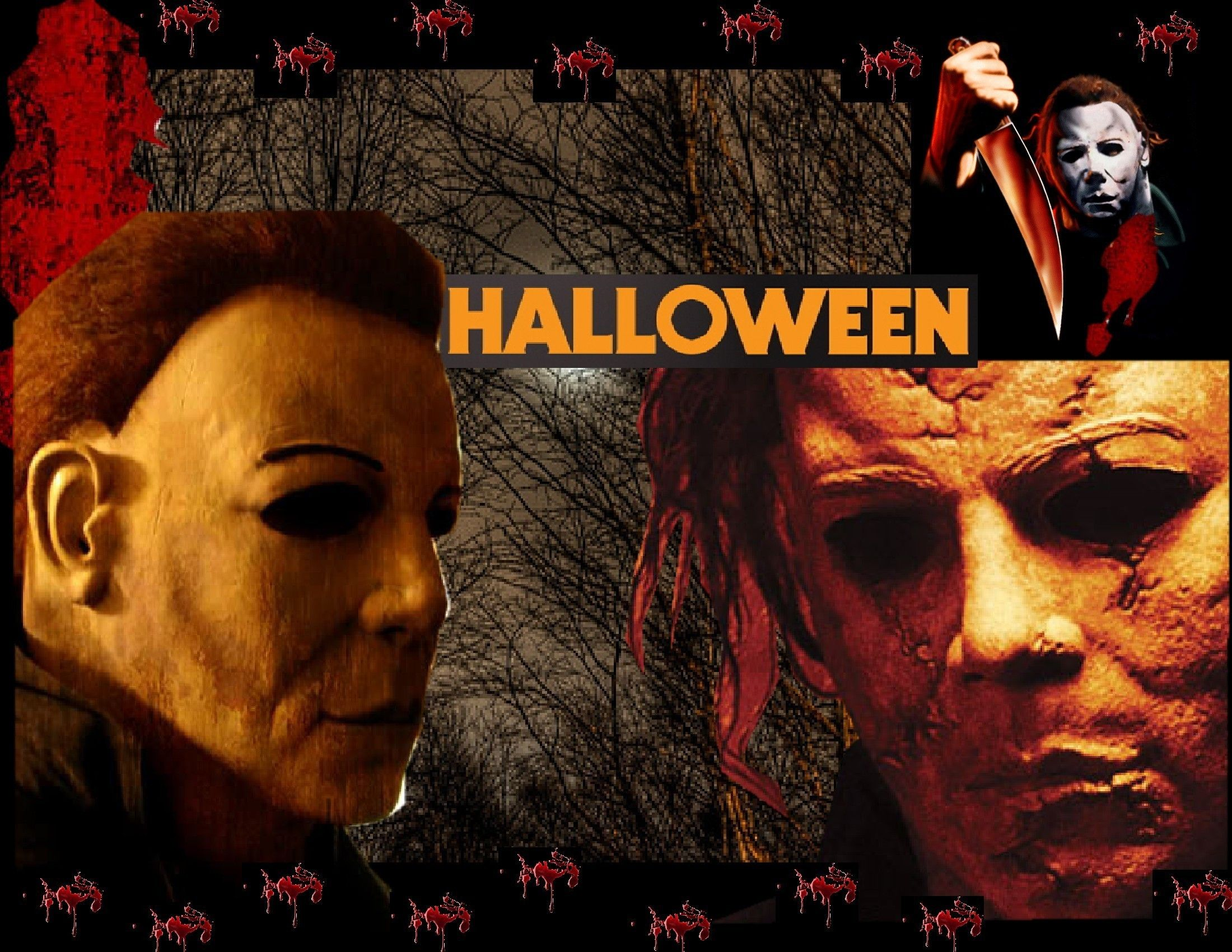 Movies that take place around Halloween: Halloween series - Horror ...