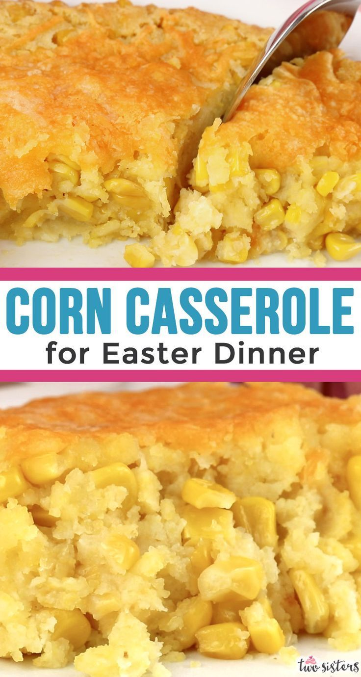 Photo of Corn Casserole for the Holidays