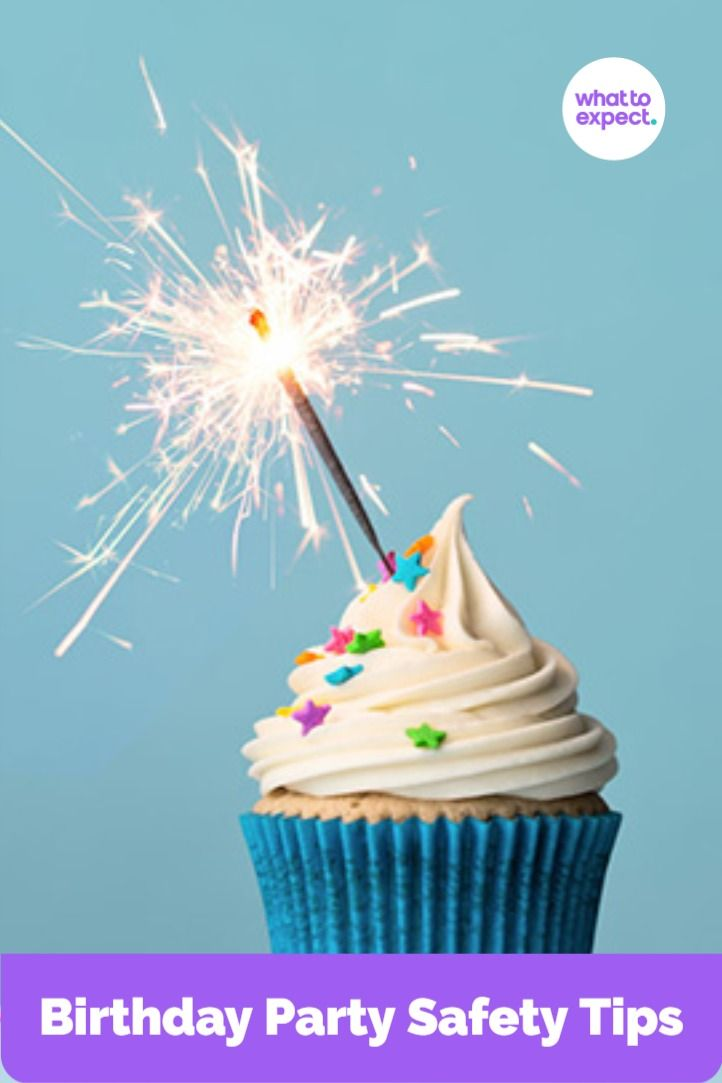 Ready to birthday party hearty? Fun is the name of the game, but party safety is job one. Here, toddler birthday party safety tips for a happy and safe birthday. #birthdayparty #safetytips