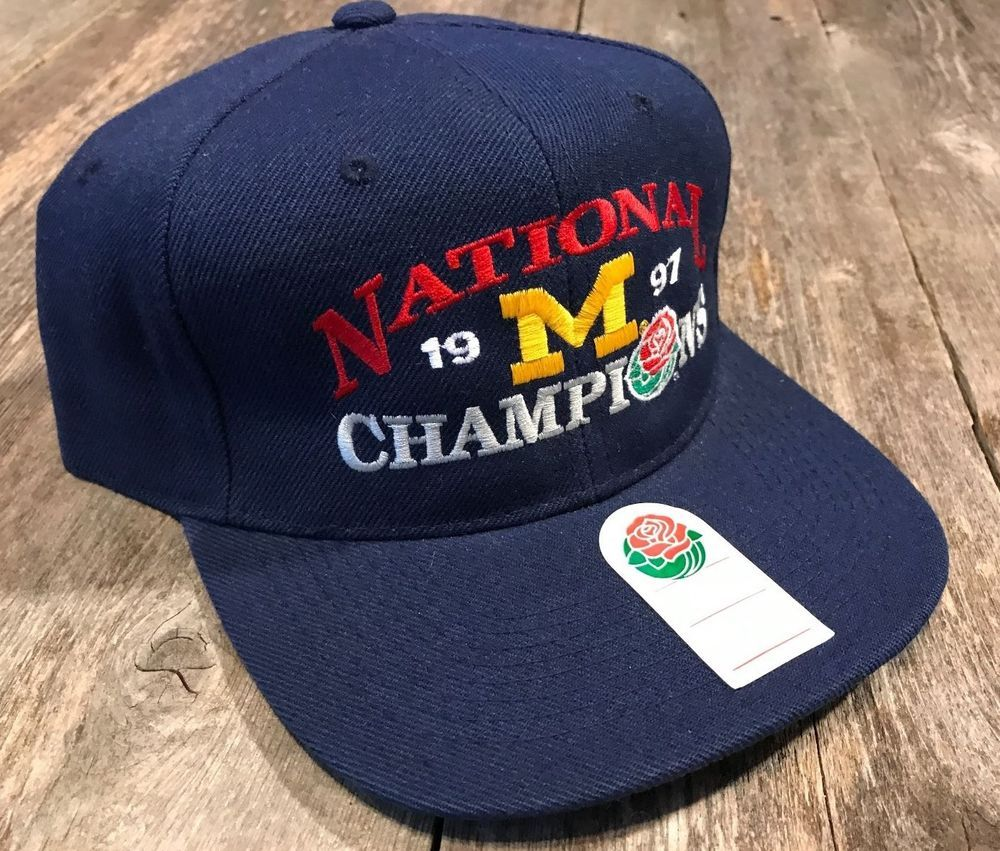 4d974373fbe Pin by Michael Harmon on Michigan Wolverines Vintage Championship ...