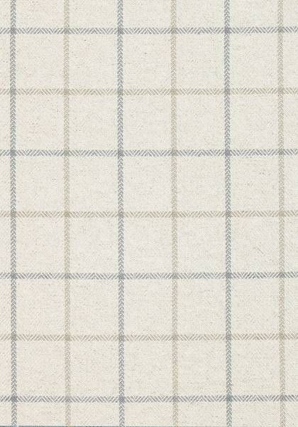 AW7873 LAURENCE PLAID Woven Fabrics Beige from the Anna French Rue de Seine collection