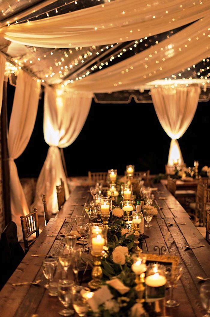 30 ideas de bodas de lujo para hacer su boda especial | Emeliadesign.com