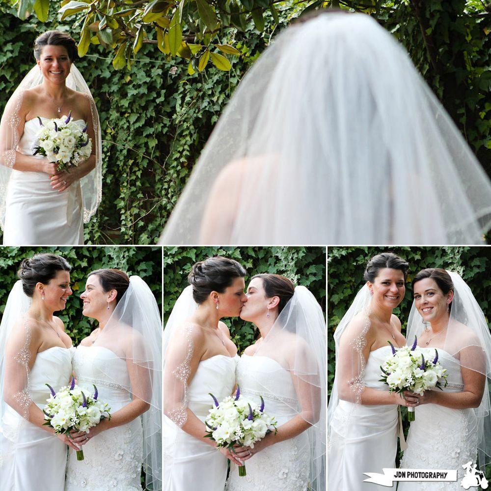 Wedding Jen  Alyson Lesbian  Beautiful Weddings -7400