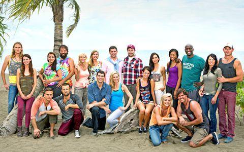 Survivor 2013 Blood Vs Water Cast Confirmed on Survivor Fandom
