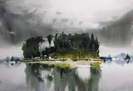 Resultat d'imatges de Branislav Markowic Umbra watercolor