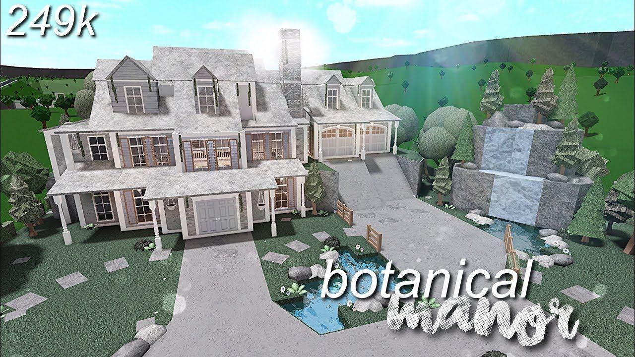 Cheap Bloxburg Houses 1 Story 5k