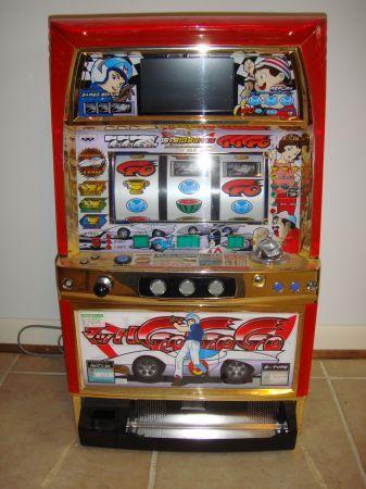 speed racer slot machine hot vending and slot pinterest speed racer and slot. Black Bedroom Furniture Sets. Home Design Ideas