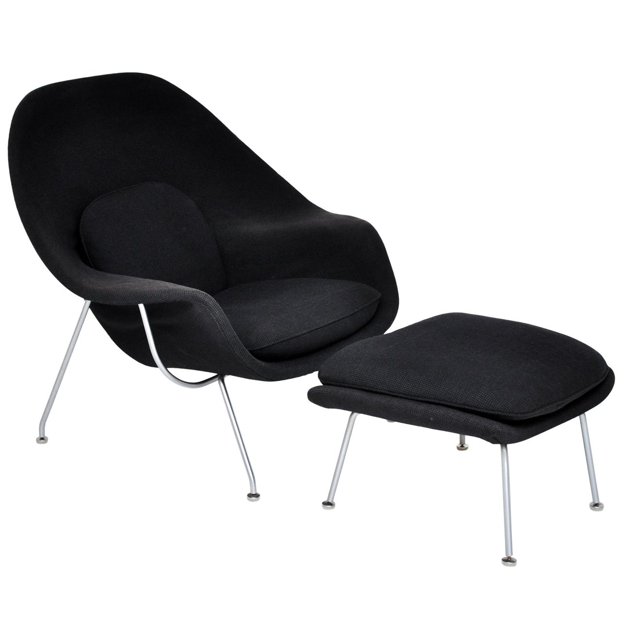 Eero Saarinen Womb Chair For Knoll