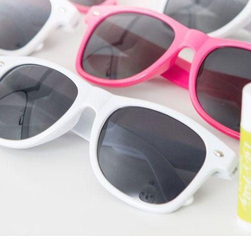 Wedding Favors - Cool Favor Sunglasses $2.98