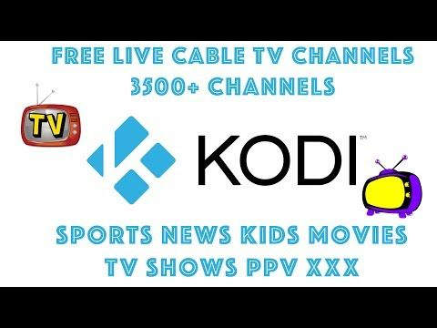How To Get Your Local TV Channels On Kodi - YouTube | Kodi | Cable