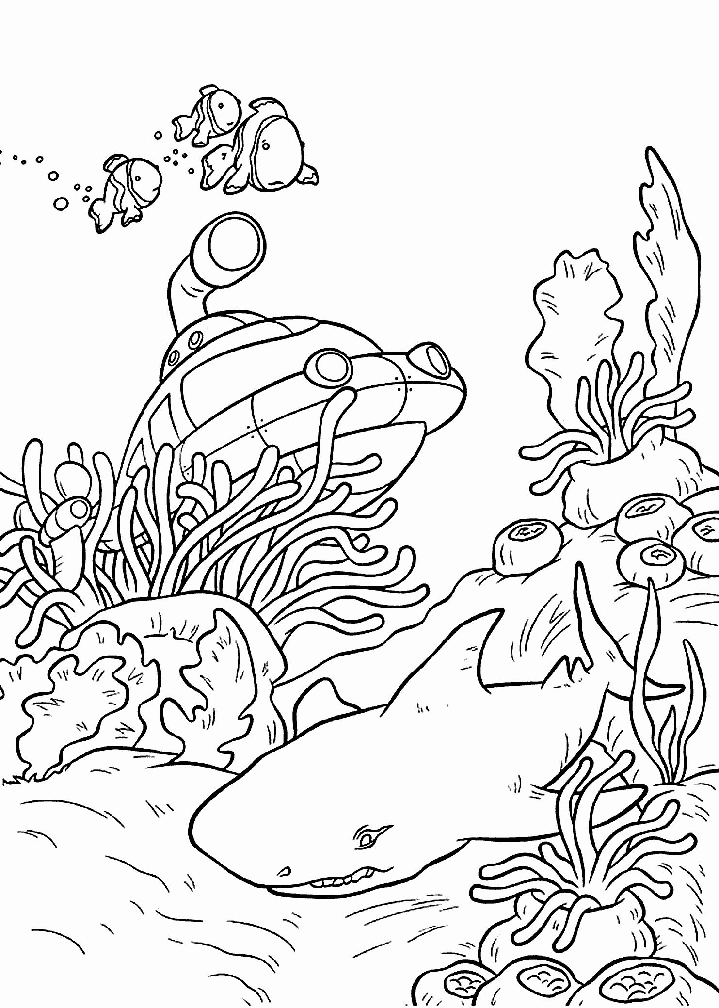 Free Coloring Pages Animals Realistic Awesome 48 Most Blue