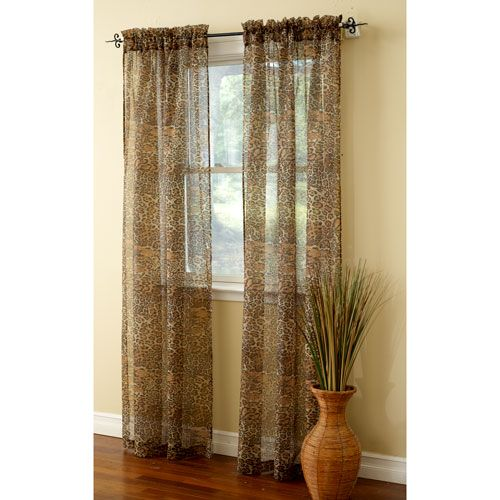 Print Curtain Panels - Curtains Design Gallery