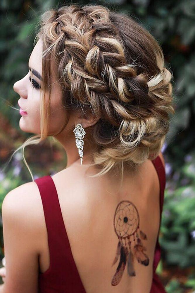 42 Boho Wedding Hairstyles For Tender Bride | Prom ...