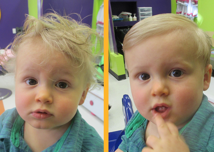 Baby boy haircut before and after what a cutieee baby and baby boy haircut before and after what a cutieee winobraniefo Gallery