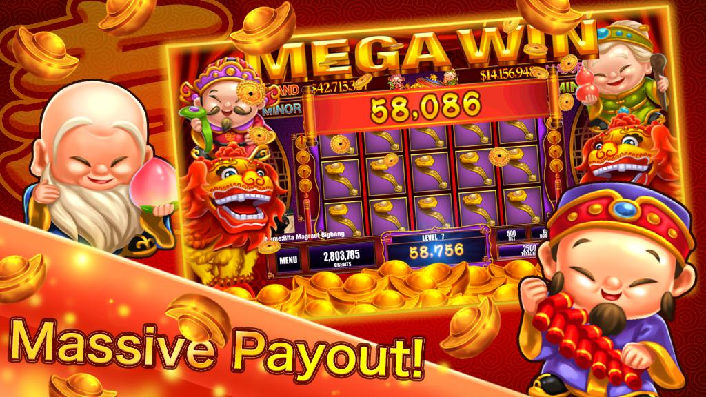 Macau Gods Of Wealth Casino 4.8.0 APK Download - Android Casino Games |  Casino, Casino games, Doubledown casino
