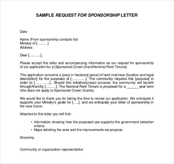 Image result for sponsorship application template SISSYu0027s Angels - sponsorship letters