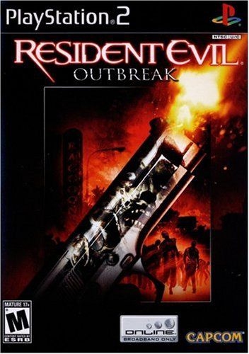 Resident Evil Outbreak Playstation 2 Niftywarehouse Com