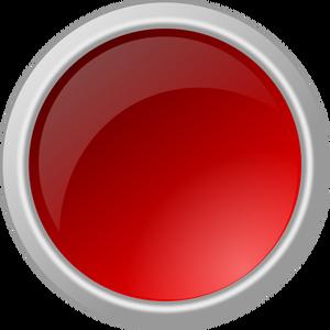 Dark Red Button In Gray Frame Red Red Button Dark Red