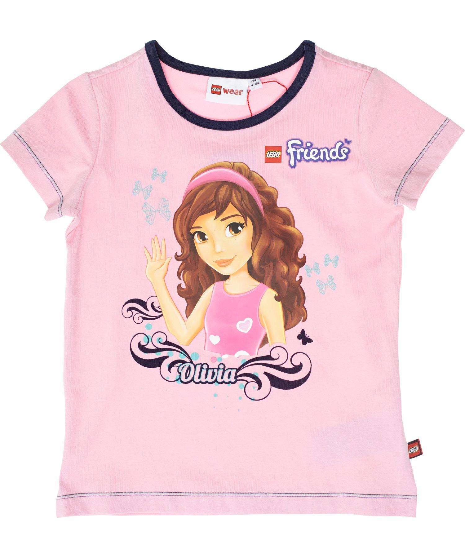 Lego Wear Baby Girls T-Shirt