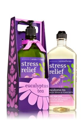 Eucalyptus Tea Lather Lotion Gift Set Give A Calming Gift With