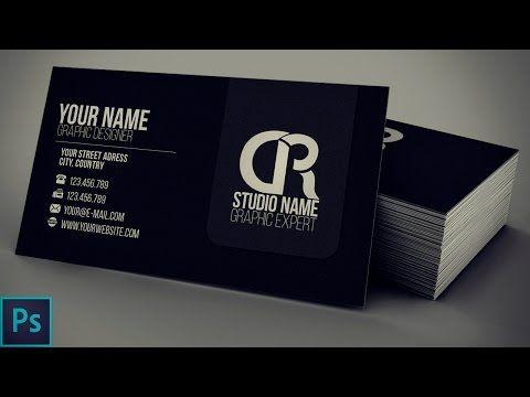 Modern business card illustrator tutorial youtube logo modern business card illustrator tutorial youtube colourmoves