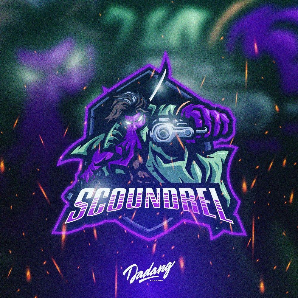 Create amazing mascot logo for esports, twitch, youtube in