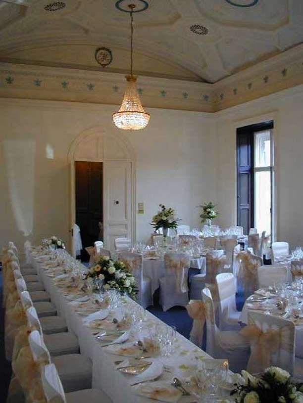The Front Of Sundridge Park Wedding Venue In Bromley Kent