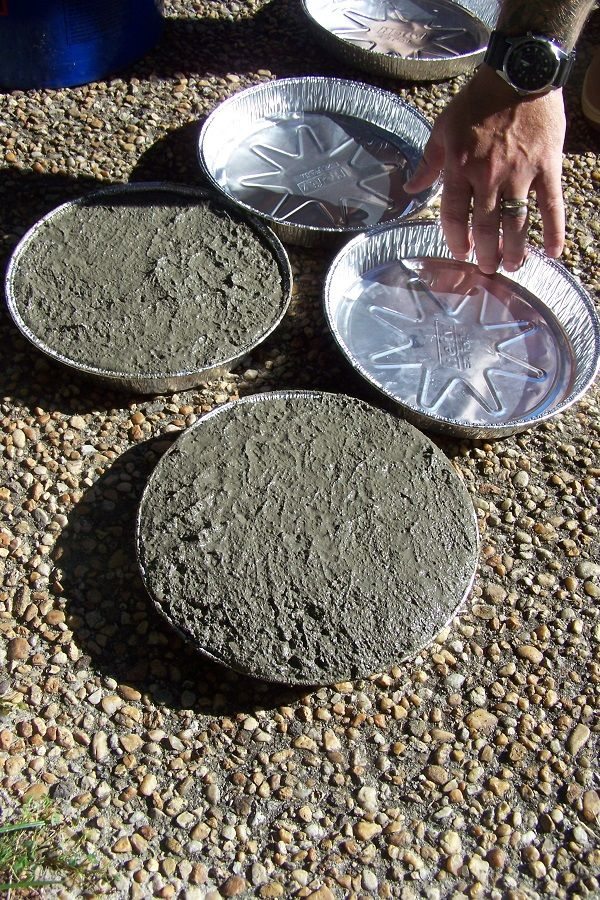 Nice Make Your Own Stepping Stones
